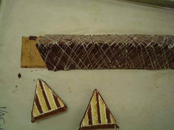 Pyramid cakes recipes